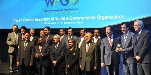 Üsküdar, belediyecilikte dünya lideri