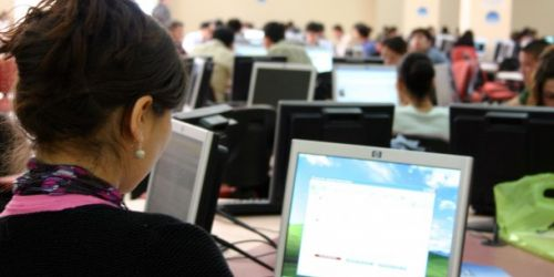 İnternet üzerinden eğitim