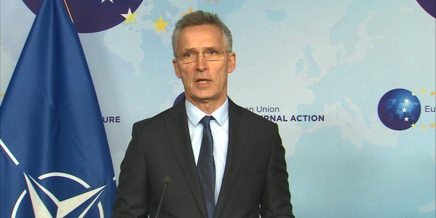 STOLTENBERG: AB ÜYESİ OLMAYAN ÜLKELER NATO İÇİN KİLİT ÖNEME SAHİP