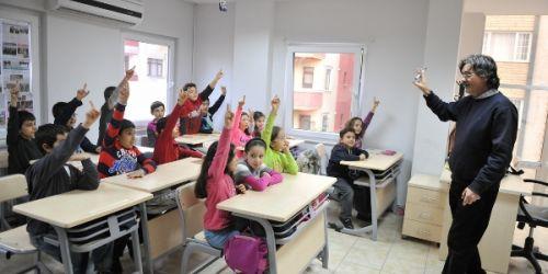 12 Bin Beykozlu Kültür Sanat kurslarında