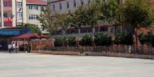 Okullar yeşilleniyor