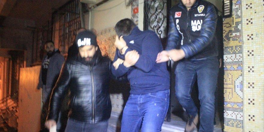 İstanbul'da Yılbaşı Öncesi Dev Sahte İçki Operasyonu: 107 Gözaltı
