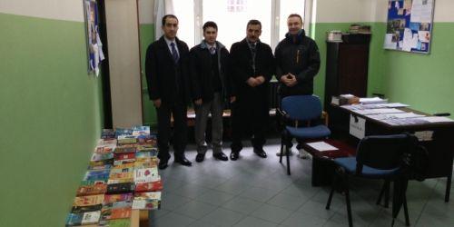 Eyüp`ün gönüllü okuyucuları