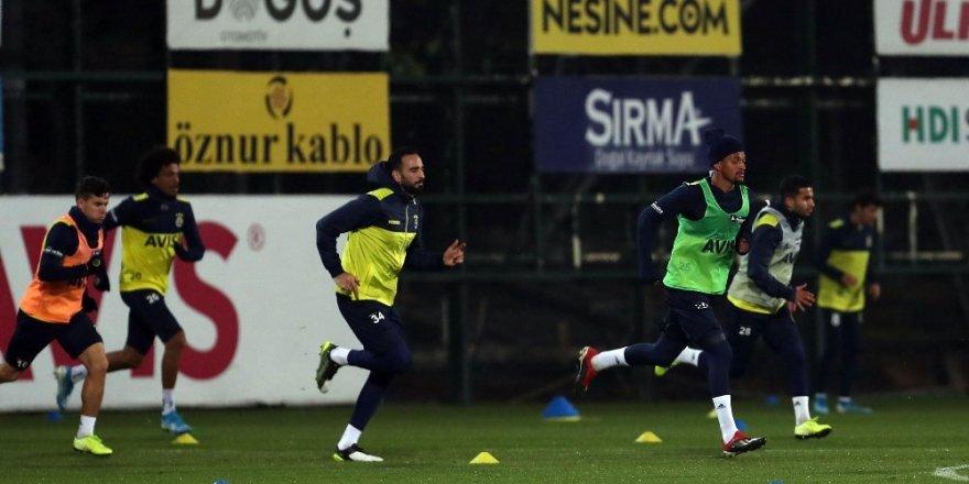 Fenerbahçe, Sivasspor Hazırlıklarını Sürdürdü