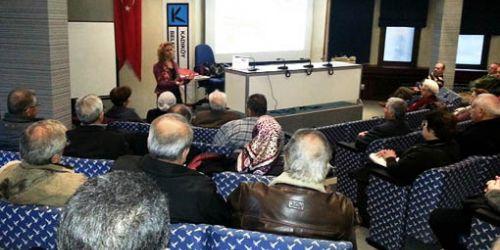 Seval Özkan'ın Sahrayıcedit Mahalle Meclisi toplandı…