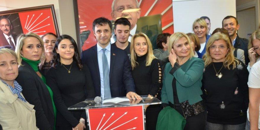 CHP Beşiktaş'a, Mehmet Arslan ilçe başkan adaylığını açıkladı