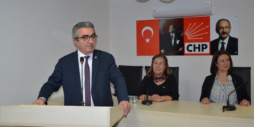 """Hasan Mutlu, """"Sözümüz söz Bayrampaşa'da partimizi iktidar yapacağız"""""""