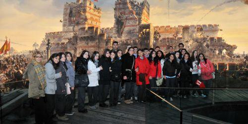 Beyoğlu, kültür için geziyor