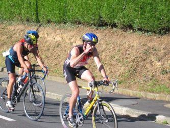 Çekmeköy'de Duathlon yarışı