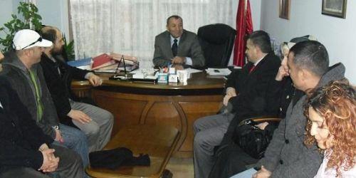 GOP BBP'den CHP'ye Ziyaret