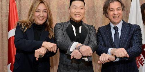 Gangnam Style Beyoğlu'lu oldu