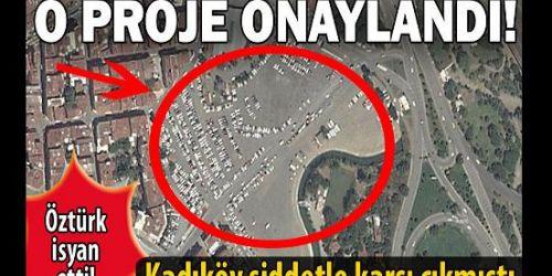 Kadıköy AVM  projesi  onaylandı