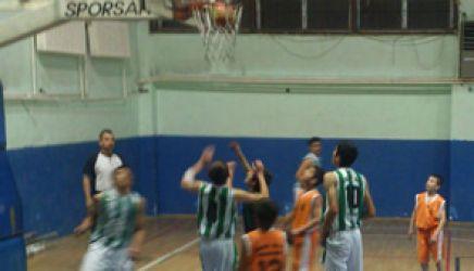 Basketbol maçı 299-0 bitti