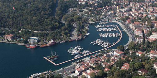 Beykoz ve Paşabahçe'ye Tekne Park kuruluyor