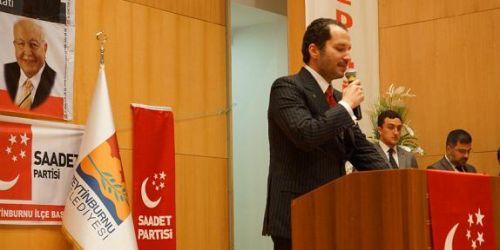 Fatih Erbakan : 'Gemileri yaktık, geliyoruz!'