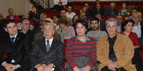 Fatih'de Kemalizm ve Demokrasi Paneli