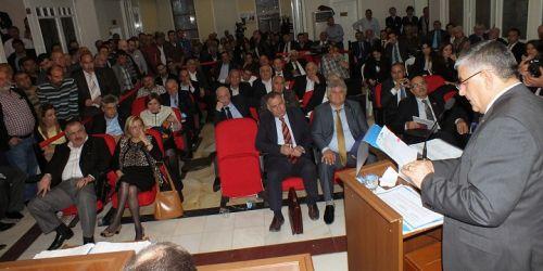 Sarıyer'de Faaliyet raporu meclisten geçti