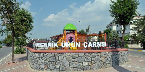 Tuzla'da Organik Pazar