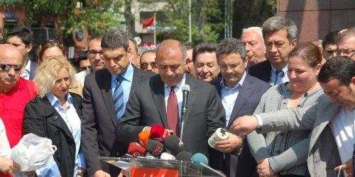 Beşiktaş'ta 1 Mayıs isyanı