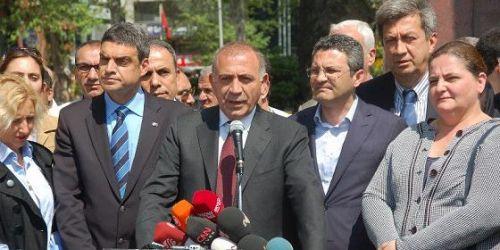 CHP Milletvekilleri, suç duyurusunda bulundu