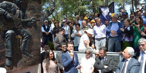 Sarıgül, Halk Ozanı Ali Ekber Çiçek'in anma törenine katıldı