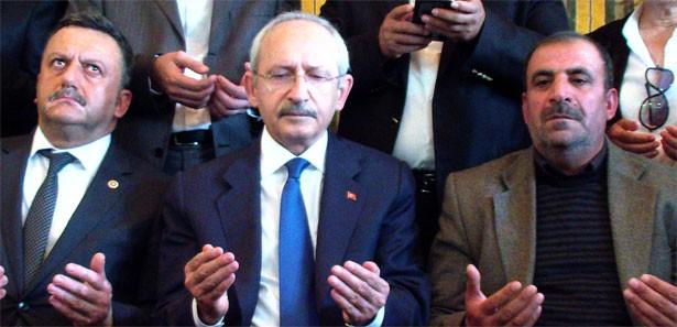 Kılıçdaroğlu, Reyhanlı'da vatandaşların acılarını paylaştı