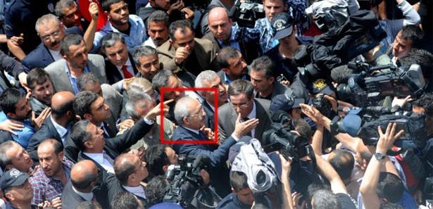 Kemal Kılıçdaroğlu neye uğradığını şaşırdı!