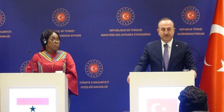"""Dışişleri Bakanı Mevlüt Çavuşoğlu: """"Rus Dostlarımızdan Beklentimiz Hafter'i Bu İkna Etmeleridir"""""""