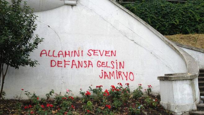 Sosyal medyada Gezi Parkı olayları