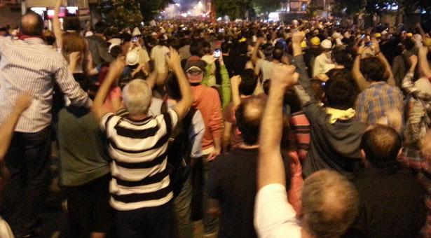 Erdoğan emir verdi, polis Gezi'ye saldırdı