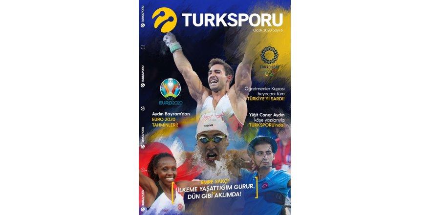 Turksporu'nun Altıncı Sayısı Dergilik'te