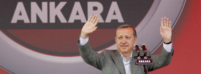 Erdoğan: Yarın Gezi Parkı boşaldı boşaldı...