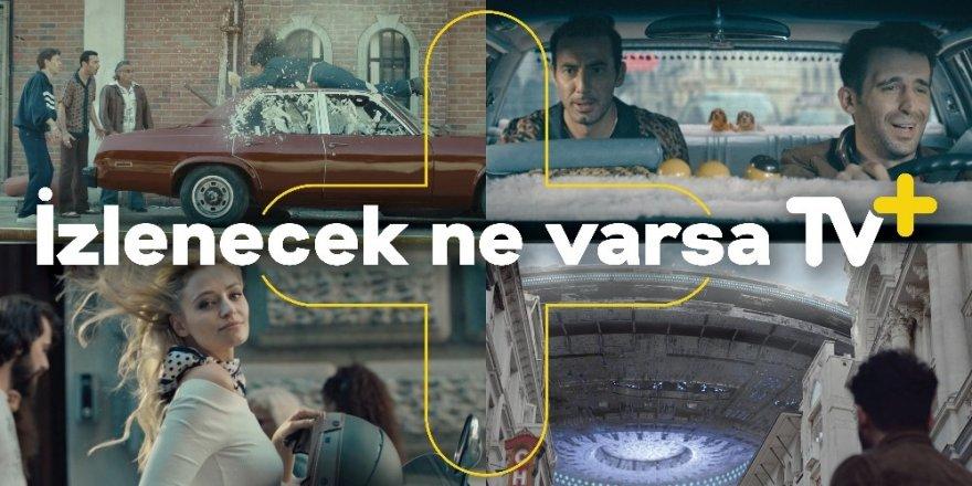 Tv+ Yeni Yıla Yeni Reklam Filmiyle Girdi
