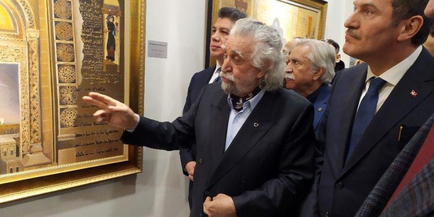 Medeniyetler Kapısı Mardin Sergisi Açıldı