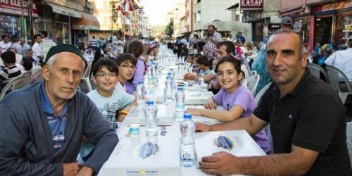 Sultanbeyli'de Ramazan