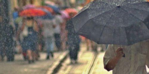 Kuvvetli yağış Marmara Bölgesi'ni etkileyecek