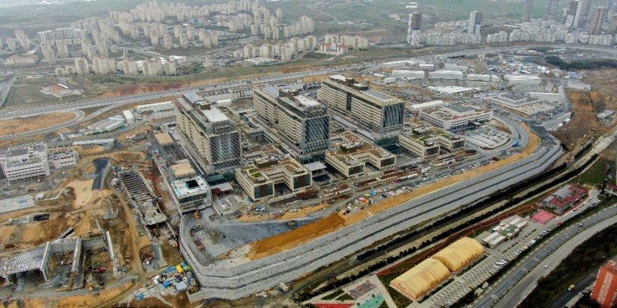 İbb Şehir Hastanesinin Yol İnşaatlarını Durdurdu