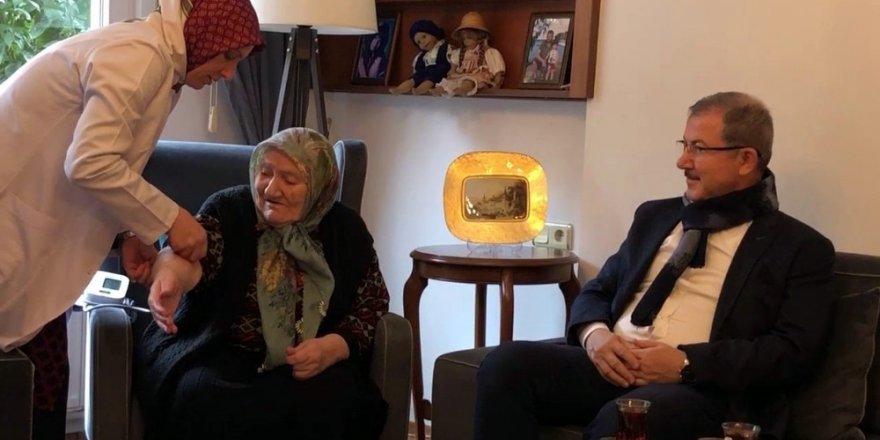 Eyüpsultan Belediyesinin Evde Sağlık Hizmetleri Yüzleri Güldürüyor