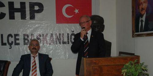 CHP Fatih'de İlhan Dabakoğlu aday adaylığını açıkladı