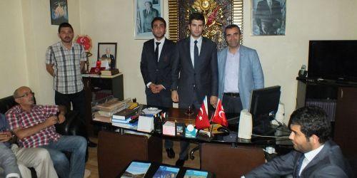 Sarıyer Ülkü Ocakları Başkanlığına Mesut Arda getirildi