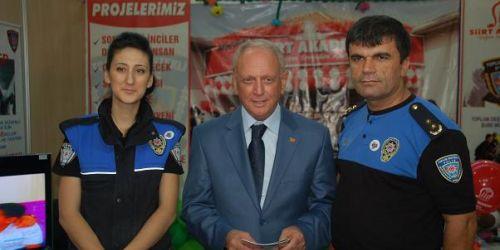 İlhan Dabakoğlu Siirtli hemşerileri ile feshane'de buluştu