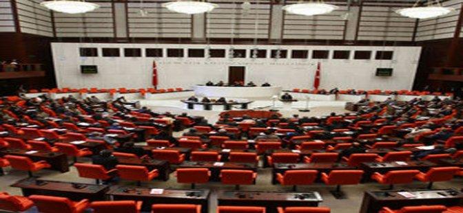 BDP ve MHP gündem dışı kaldı