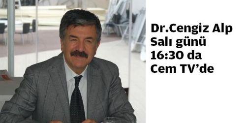 Dr. Cengiz Alp Cem Tv'de