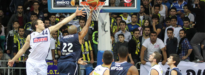 Fenerbahçe çok rahat: 84-65