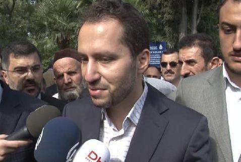 Fatih Erbakan'dan adaylık açıklaması