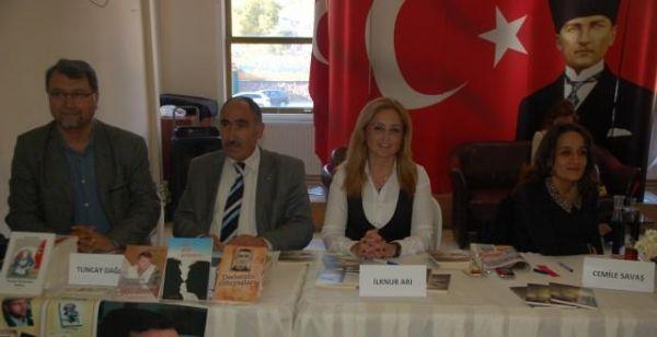 Sarıyer'in Yerel Basını Kitaplarını Tanıttı