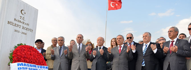 DSP lideri Türker: Cumhuriyet'in omurgası kırıldı