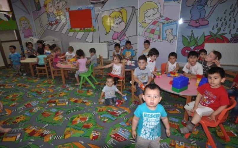 Çocuk kulüplerine yoğun ilgi