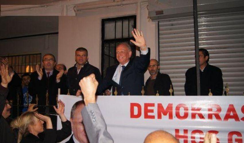 CHP Fatih, İlhan Dabakoğlu dedi.