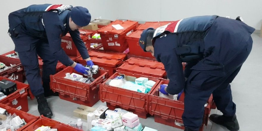 Organize Hırsızlar Jandarma'dan Kaçamadı